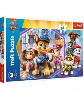 Detské Puzzle - Paw Patrol Maxi 24ks