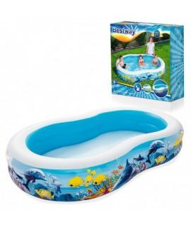 Detský bazén Nemo 262x157x46cm Bestway