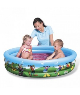 Detský bazénik - Mickey Mouse 122x25cm - Bestway
