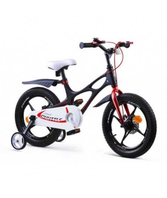 Detský bicykel RoyalBaby 16 - RB16-22 Čierna