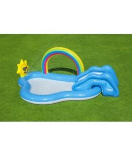Detský nafukovací bazén Rainbow BESTWAY