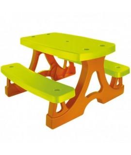 Detský piknikový stolík s lavičkami