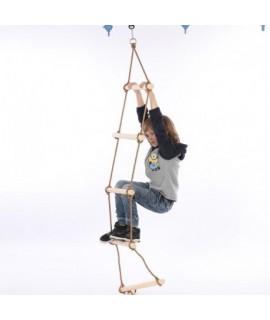 Detský rebrík na lezenie - 5 úrovňový