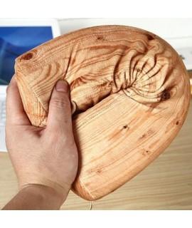 Drevený vankúš 39x8x8 cm