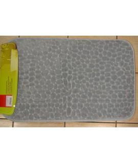 Kúpeľňový set - bledomodrý (50x80 cm, 50x40 cm)