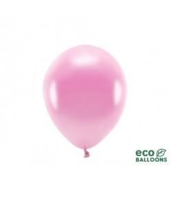 Eko metalizované balóny - 30cm, 10ks Zelená