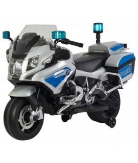 Elektrická motorka BMW polícia