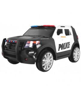 Elektrické autíčko SUV polícia