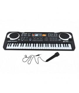 Elektrický Keyboard - 61 klávesov K4687