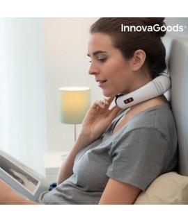 Elektromagnetický masážny prístroj na krk a chrbát Innovagoods