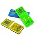 Elektronická hra Tetris Zelená
