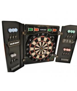 Elektronický terč na šipky pre 16 hráčov
