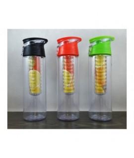 Fľaša s filtrom na ovocie 700ml