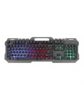Herná klávesnica LED podsvietenie