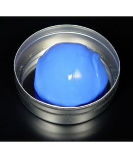 Inteligentná plastelína - Modrá