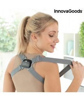 Inteligentný nabíjateľný tréningový pás na správne držanie tela s vibráciami INNOVAGOODS