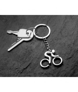 Kľúčenka - cyklista