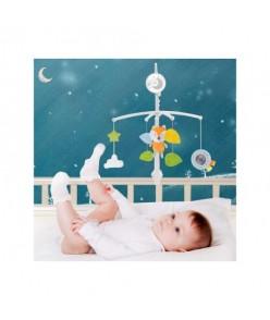 Kolotoč nad detskú postieľku - Plyšová líška