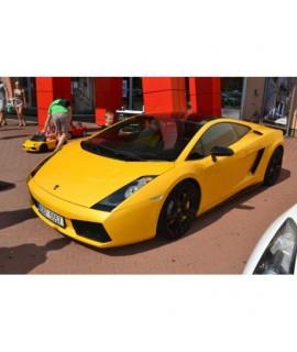 LAMBORGHINI GALLARDO Doba trvania: 10 minút/10 km - Jazda v Lamborghini + PHM