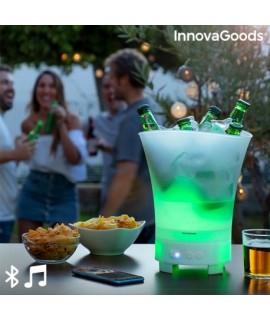 LED Nádoba na ľad s reproduktorom
