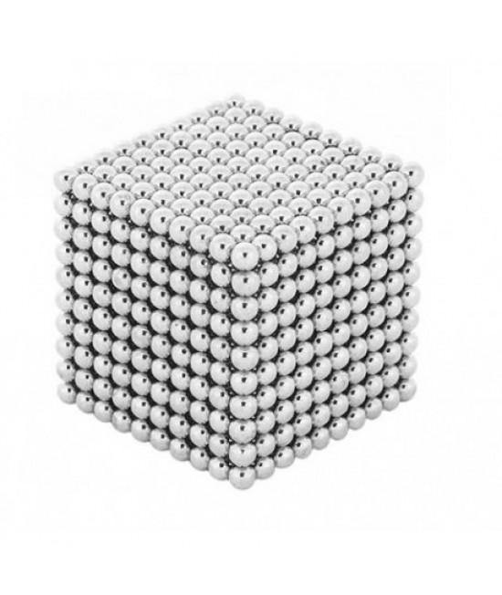Magnetické guličky 1000ks, 3mm