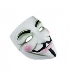 Maska Anonymus Vendeta - Biela