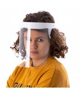 Ochranná maska na tvár so štítom