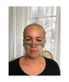 Ochranný štít na ústa a nos - PREMIUM M