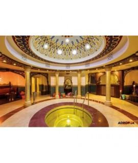 Očistný turecký kúpeľ Hamam