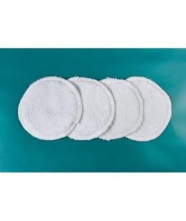 Odličovacie tampóny prateľné Yolka 1ks – Veľké 10cm Hrubé froté/Bambus