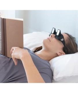 Okuliare na čítanie poležiačky