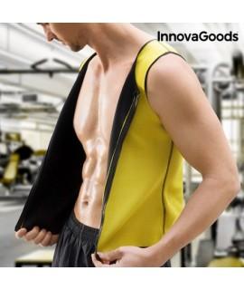 Pánska športová vesta so sauna efektom InnovaGoods Sports Fitness