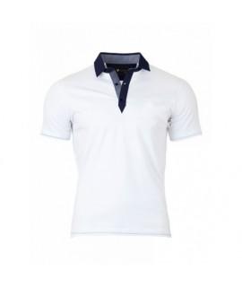 Pánske Polo tričko biele VS-PO 1901 XS