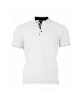 Pánske Polo tričko biele VS-PO 1910 S
