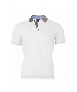 Pánske Polo tričko biele VS-PO 1916 S