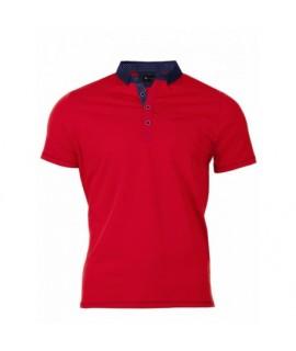 Pánske Polo tričko červené VS-PO 1905 S