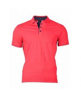 Pánske Polo tričko koralové VS-PO 1911 S