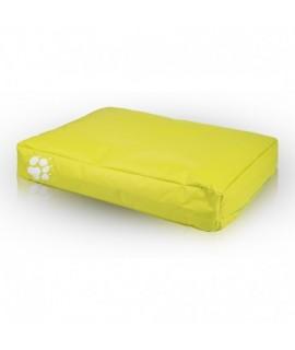 Pelech pre psa a mačku - vankúš ECOPUF - small NC1 - Svetlo zelená