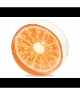 Plážová nafukovacia lopta pomaranč 46 cm