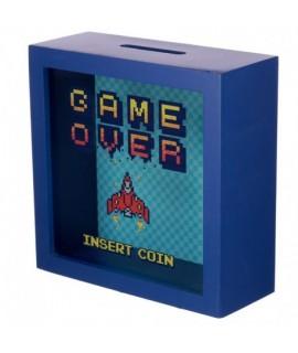 Pokladnička - GAME OVER