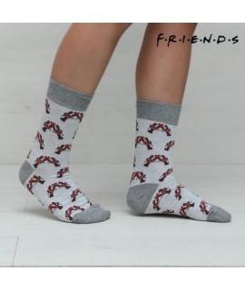 Ponožky Friends v krabičke 3 kusy