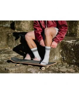 Ponožky HESTY - Šport biele 39-42