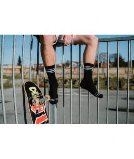 Ponožky HESTY - Šport čierne 39-42