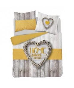 Posteľné obliečky HOME sweet home 160x200 cm