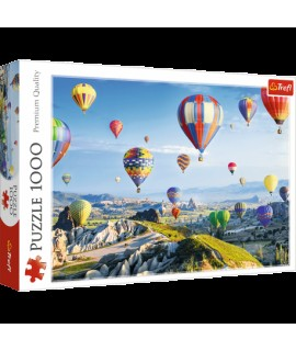 Puzzle balóny 1000 dielikov