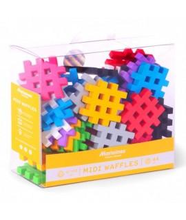 Puzzle Marioinex Midi farebné - 44 prvkov