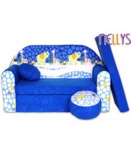 Nellys Rozkladacia detská pohovka 28 R