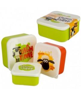 Sada 3 boxov Shaun The Sheep
