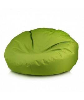 Sedací vak ECOPUF - ISLAND - polyestér NC1 - Svetlo zelená