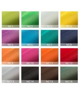Sedací vak ECOPUF - FUMIKO - polyestér NC1 - Svetlo zelená